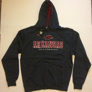 Arkansas Razorbacks Pullover Hoodie Sweatshirt